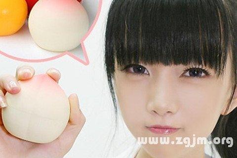 孕妇梦见吃桃子