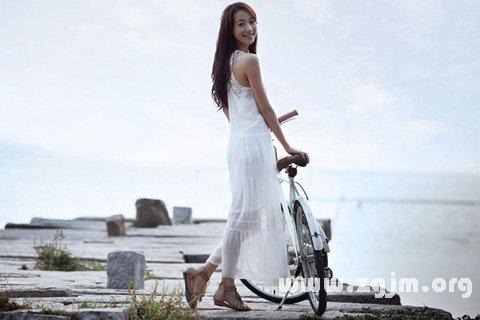 梦见推自行车