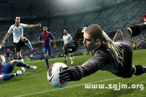 梦见足球比赛