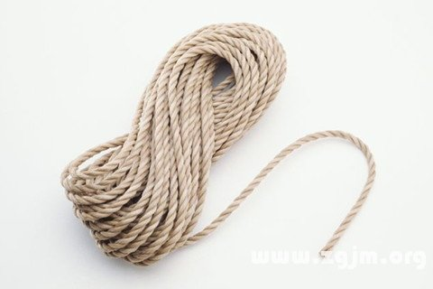梦见绳索 绳子