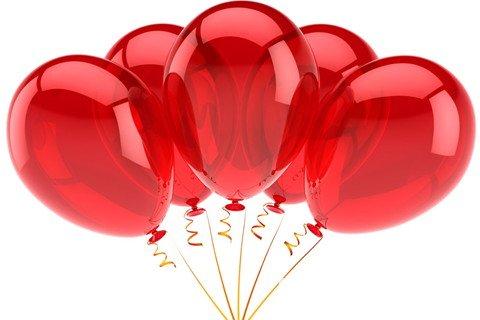 梦见大气球