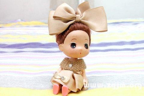 梦见洋娃娃