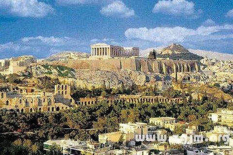 梦见古希腊