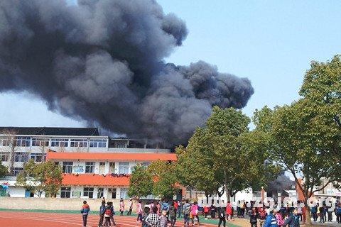 梦见学校发生火警