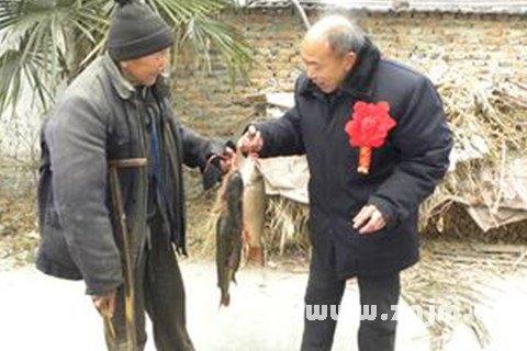 梦见送鱼捡鱼