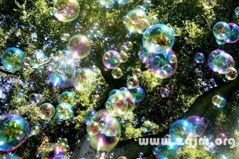 梦见肥皂泡