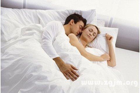 梦见和恋人以外的其他人做爱