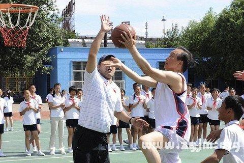 梦见打篮球比赛