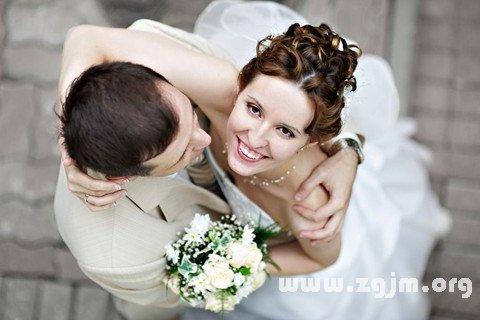 梦见情人和别人结婚了