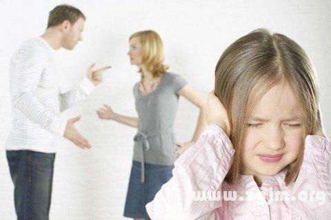 梦见父母吵架 爸妈吵架