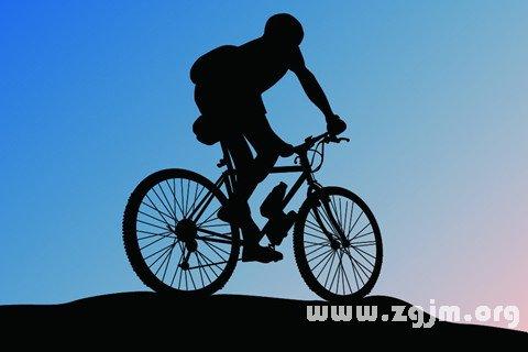 梦见骑自行车 骑摩托车