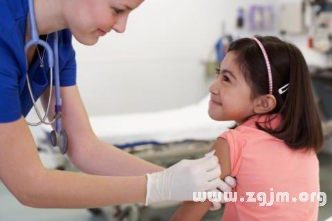 梦见接种疫苗