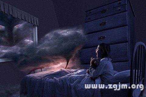 梦见身体无法动弹