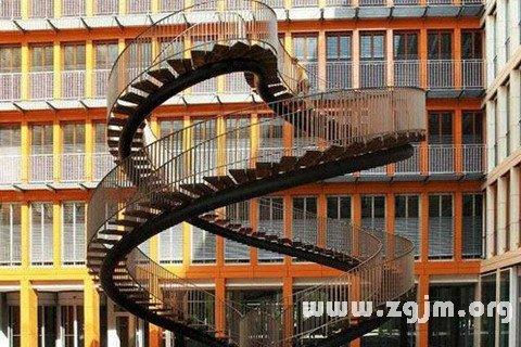 梦见爬不完的楼梯