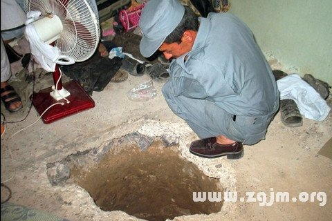梦见挖洞_周公解梦梦到挖洞是什么意思