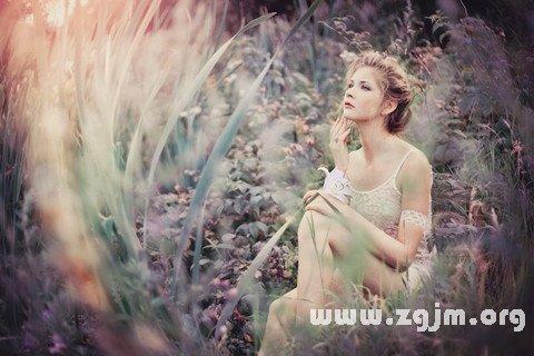 梦见自己变成仙女