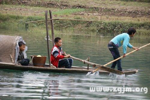 梦见上船过河