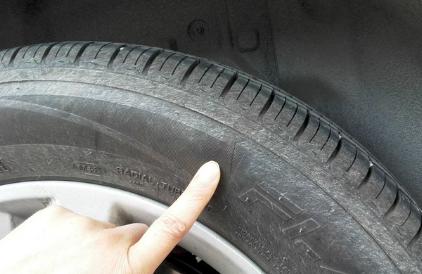 梦见汽车轮胎坏了