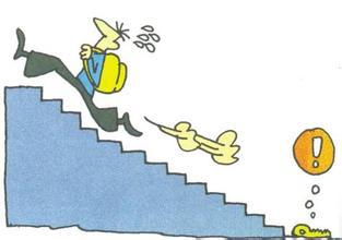 梦见爬楼梯被阻碍
