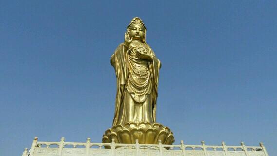 怀孕梦见菩萨雕像
