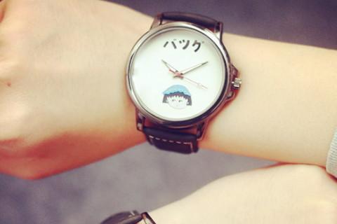 老公送我情侣手表