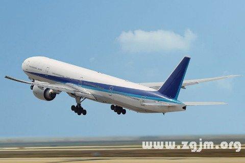 梦见坐飞机旅游是什么意思