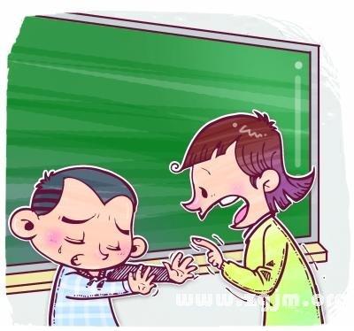 梦见老师批评孩子