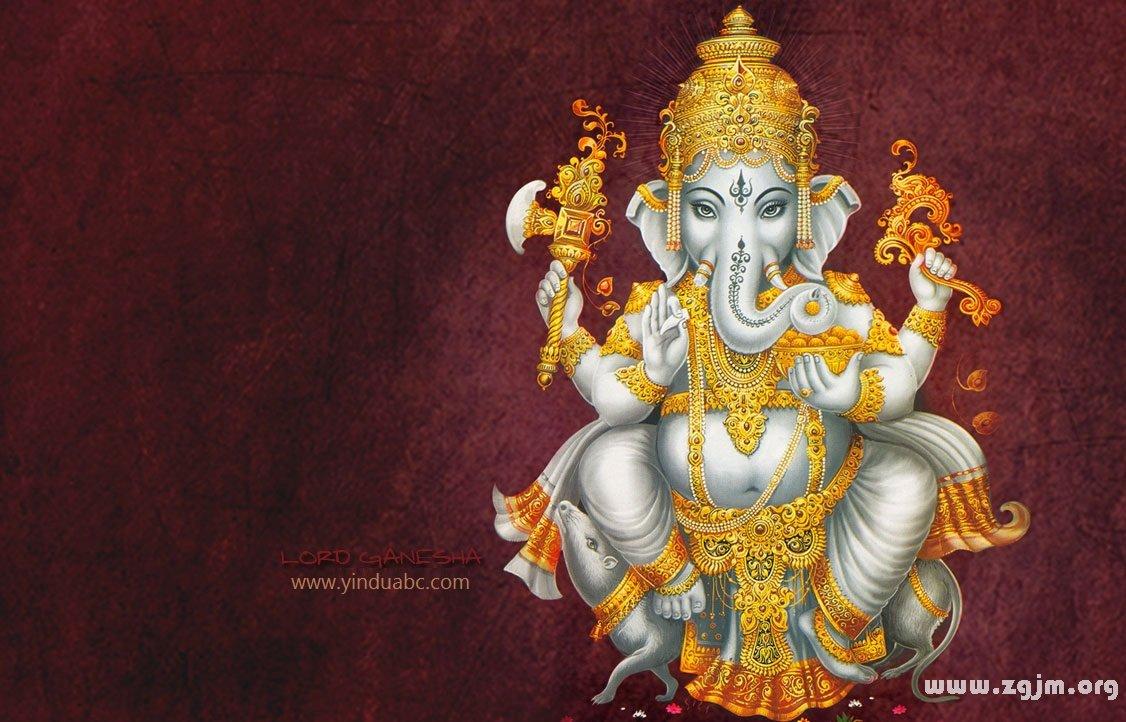 印度象神Ganesha