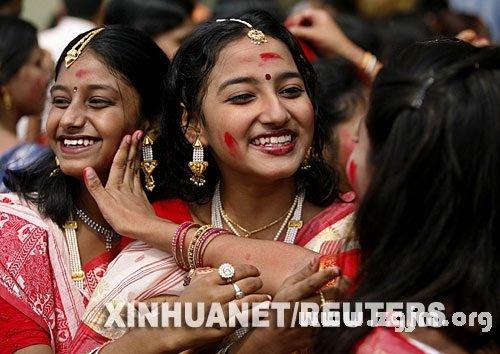 杜尔迦女神节