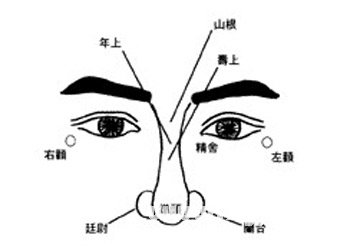 苏民峰面相:鼻子面相图解