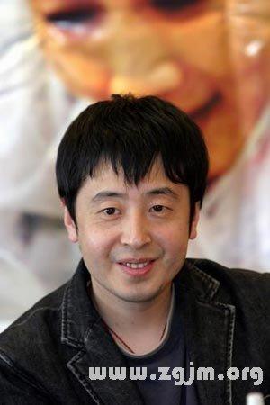 中国八大导演的面相图解