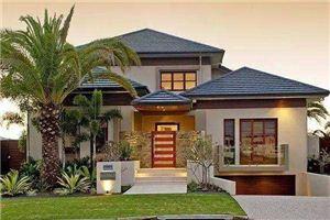 别人盖大房子