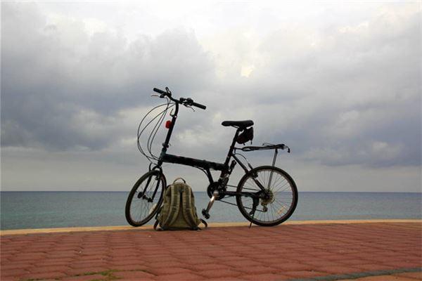 梦见自行车掉水里了