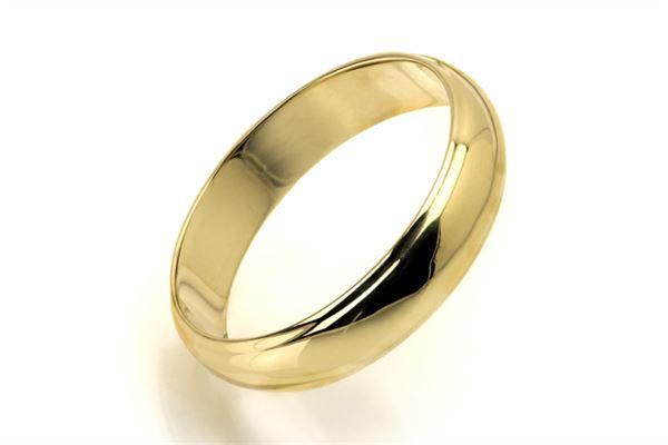 梦见别人戴金戒指