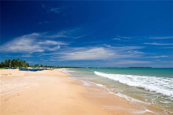 梦见大海和沙滩