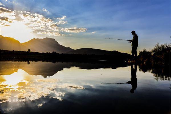 梦见钓鱼又跑了
