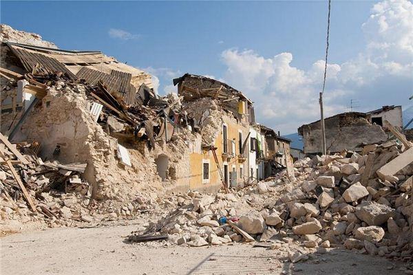梦见电视 电影画面上的地震