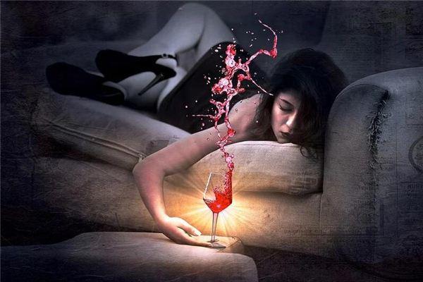 梦见喝醉酒 酒醉