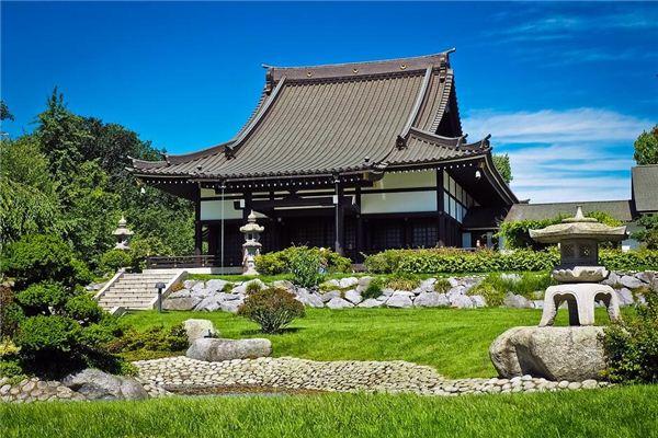 梦见寺庙 庙宇 神庙