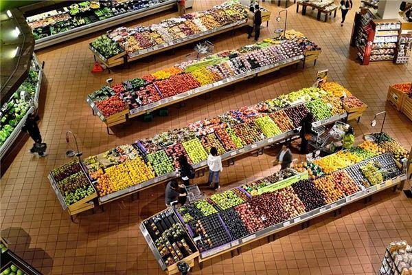 梦见超市 超级市场