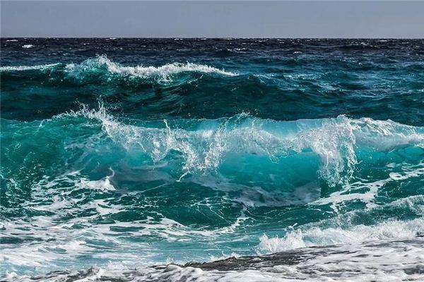梦见海洋 大海