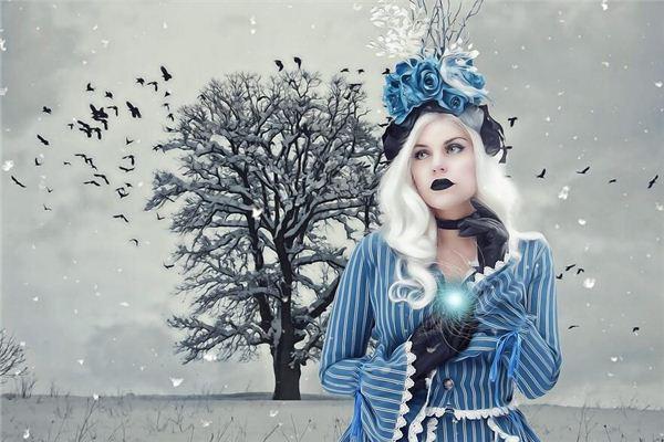 梦见巫婆 女巫
