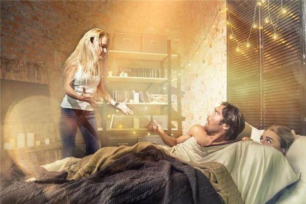 梦见捉奸在床 奸情