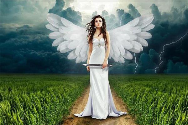 梦见与天使交谈