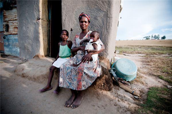 梦见自己投胎于穷人家