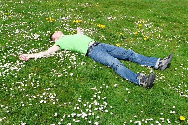 梦见男朋友死了