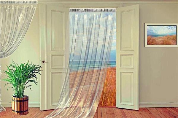 梦见阳光射入屋内