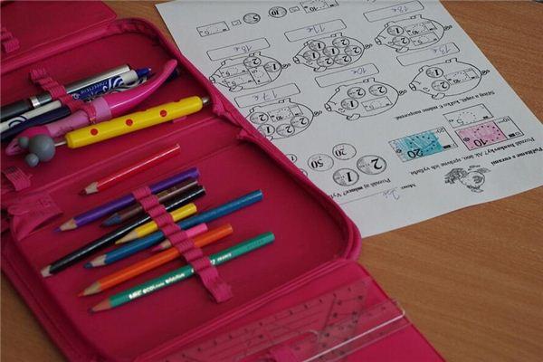 梦见文具盒 铅笔盒