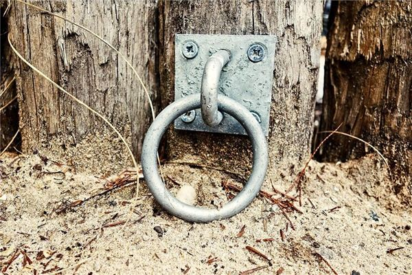 梦见铁圈 铁环