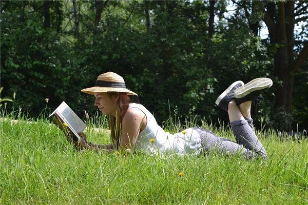 夢見讀書 看書